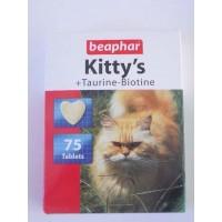 Beaphar KITTY'S BIOTINE + TAURINE