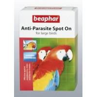 Beaphar ANTI-PARASITE SPOT ON BIRDS