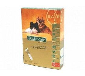 Advocate DOG UP TO 4 KG