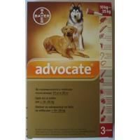 Advocate DOG 10-25 KG