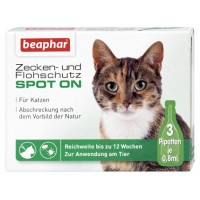 Beaphar BIO SPOT ON PLUS CAT