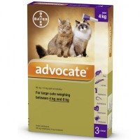 Advocate CAT OVER 4 KG