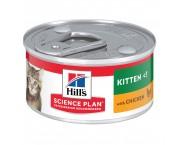Hill's KITTEN CHICKEN CAN