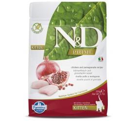 N & D PRIME KITTEN CHICKEN & POMEGRANATE