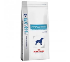 Royal Canin HYPOALLERGENIC MODERATE CALORIE DOG