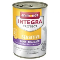 Animonda INTEGRA PROTECT SENSITIVE TURKEY + PARSNIP