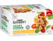 Gourmet Nature's Creations MULTIPACK