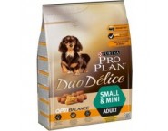 Pro Plan DUO DELICE ADULT SMALL & MINI CHICKEN