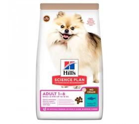 Hill's ADULT NO GRAIN SMALL & MINI TUNA
