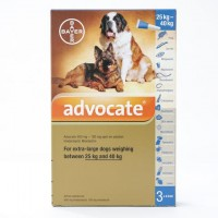Advocate DOG 25-40 KG