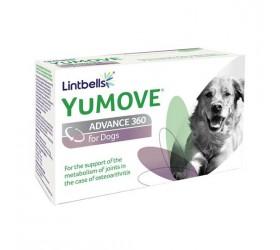 Lintbells YUMOVE ADVANCE 360 FOR DOGS