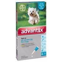 Advantix 4-10 KG
