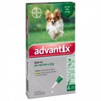 Advantix UP TO 4 KG