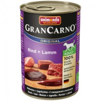 Animonda GRAN CARNO ADULT BEEF + LAMB