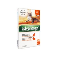 Advantage UP TO 4 KG