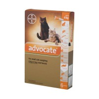 Advocate CAT UP TO 4 KG