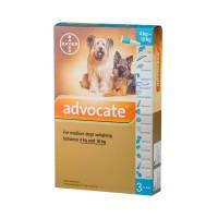 Advocate DOG 4-10 KG