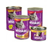 Whiskas LAMB AND BEEF