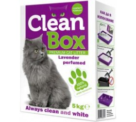 Clean Box LAVENDER