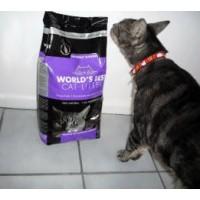 World's Best CAT LITTER MULTIPLE LAVENDER