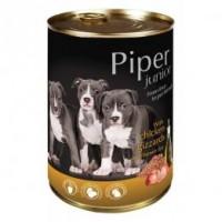 Piper JUNIOR GIZZARDS + BROWN RICE