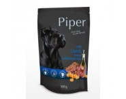 Piper ADULT CHICKEN HEARTS + BROWN RICE POUCH