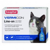 Beaphar VERMICON SPOT ON CAT