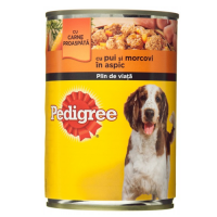 Pedigree CHICKEN & CARROTS CAN
