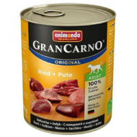 Animonda GRAN CARNO ADULT BEEF + TURKEY