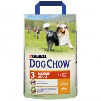 Dog Chow MATURE ADULT CHICKEN