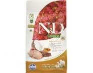 N & D QUINOA SKIN & COAT QUAIL & COCONUT