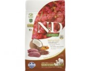 N & D QUINOA SKIN & COAT VENISON & COCONUT